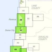 Lane and Douglas CountyTsunami Inundation Map Coverage