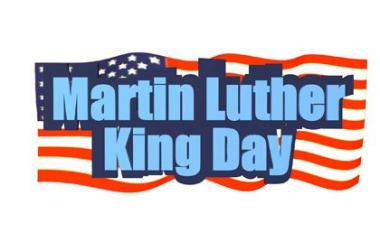 Martin Luther King Jr. Day Clip Art