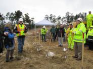Public Works Facility Groundbreaking 2