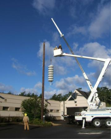 City of Florence Tsunami Siren
