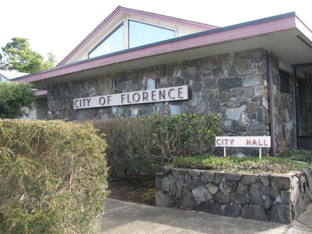 City Of Florence: Planning Commission Meeting