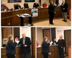 Oath of Office Collage