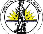 Oregon Army National Guard Logo